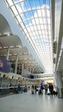 Enregistrement d'aéroport Image libre de droits