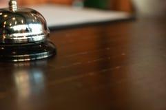 Enregistrement d'affaires d'hôtel images stock