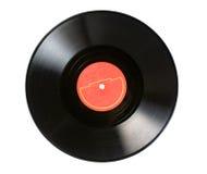 Enregistrement de phonographe Images libres de droits