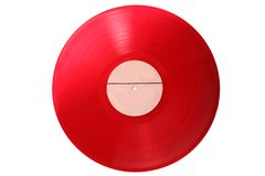 Enregistrement de vinyle photos libres de droits