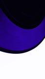Enregistrement du vinyle 33rpm de cru, étiquette noire, coupant Photo libre de droits