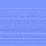 enregistrements binaires bleus de tableur, segment de mémoire, numéros Photographie stock