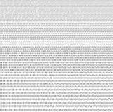 Enregistrements de base de données binaires, segment de mémoire de beaucoup de numéros Images stock