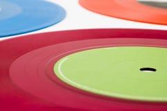 Enregistrements de vinyle Image libre de droits