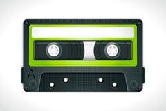 Enregistreur à cassettes Photographie stock