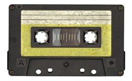 Enregistreur à cassettes de cru photographie stock