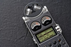 Enregistreur de Digitals Images libres de droits