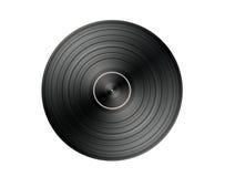 enregistrez le vinyle Image stock