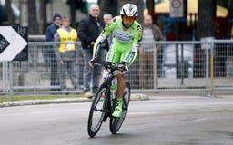 Enrico Battaglin Team Bardiani CSF Stock Photos