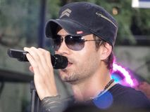Enrique Iglesias Royalty Free Stock Photo