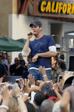 Enrique Iglesias performing live. Stock Photo