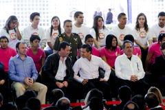 墨西哥的总统, Enrique Peña Nieto 免版税库存照片