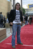 Enrique Sapene. At the 8th Los Angeles Latino International Film Festival held at the Egyptian Theater in Hollywood, California, United States on July 16, 2004 royalty free stock photography