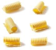Enrollamiento de la mantequilla Fotos de archivo