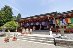 Enryaku-ji стоковое фото rf