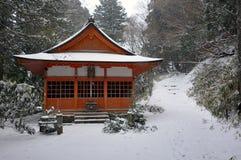 Enryaku-ji, templo de Hiei Foto de archivo libre de regalías