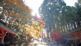 Enryaku-ji is a Tendai monastery Stock Images