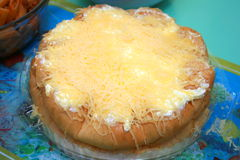 ensaimada ψωμιού Στοκ εικόνες με δικαίωμα ελεύθερης χρήσης