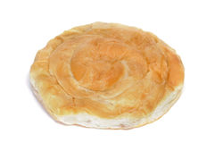 Ensaimada. An ensaimada, a typical pastry of Mallorca, Spain Royalty Free Stock Photo