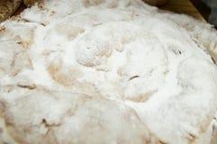 Ensaimada typical breakfast spanish pastry Stock Photos