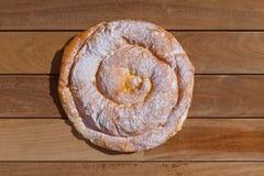 Ensaimada typical from Mallorca Majorca bakery Royalty Free Stock Image