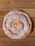 Ensaimada typical from Mallorca Majorca bakery Royalty Free Stock Photo
