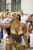 Ensaio Tecnico Escola de Samba RJ Stock Images