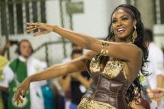 Ensaio Tecnico Escola de Samba RJ Royalty Free Stock Photo
