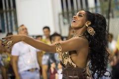 Ensaio Tecnico Escola de Samba RJ Royalty Free Stock Photos