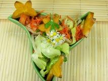 Ensalada de fruta Foto de archivo