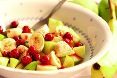 Ensalada de fruta Imagenes de archivo