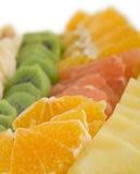 Ensalada de fruta Imágenes de archivo libres de regalías