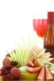 Ensalada de fruta colorida Imagen de archivo