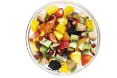 Ensalada de fruta fresca Foto de archivo