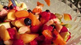 Ensalada de fruta un cuenco metrajes