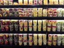 Ensalada de frutas Foto de archivo libre de regalías