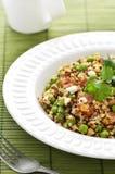 Ensalada de la quinoa Imagenes de archivo