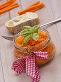 Ensalada de la zanahoria Fotos de archivo libres de regalías