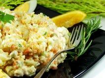 Ensalada de patata Imagenes de archivo