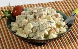 Ensalada de patata Fotografía de archivo