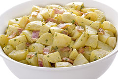 Ensalada de patata alemana Imagen de archivo