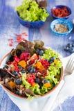 Ensalada de Superfood Imagenes de archivo
