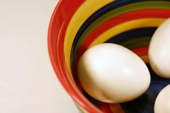 Ensalada del huevo Fotografía de archivo libre de regalías