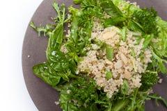 Ensalada mezclada de la quinoa Imagenes de archivo