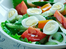 Ensalada mixta Royalty Free Stock Photography