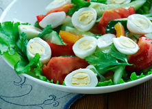Ensalada mixta Royalty Free Stock Image