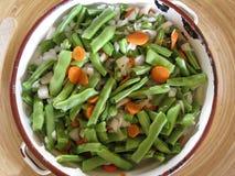 Ensalada verde _1 Foto de archivo