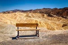 ensam Death Valley Royaltyfri Foto