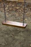 ensam swing Fotografering för Bildbyråer
