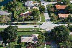 Ensambladura de camino de Miami Fotografía de archivo